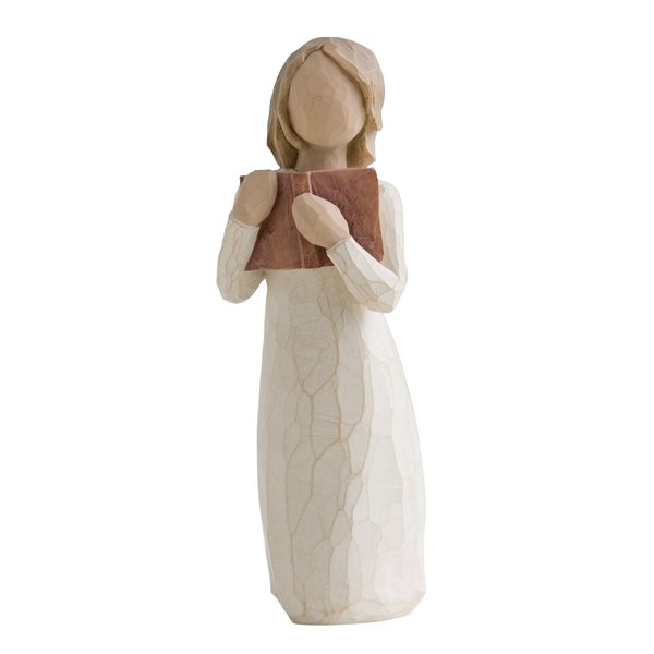 "Willow Tree Figur ""Love of Learning"""