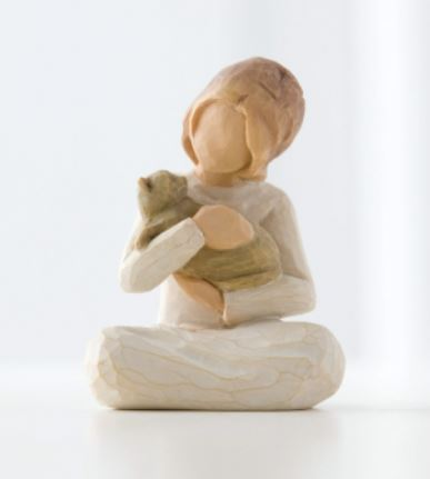 "Willow Tree Figur ""Kindness (Girl)"""