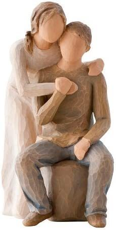 "Willow Tree Figur ""You and Me"""