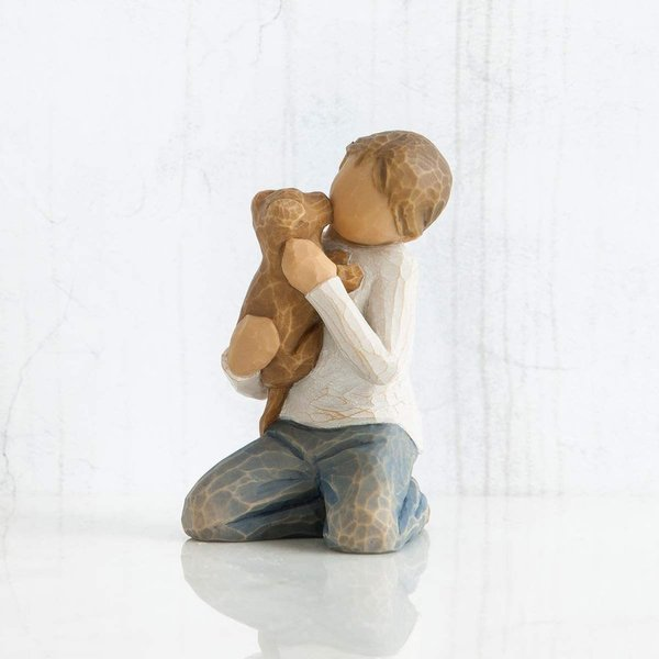 "Willow Tree Figur ""Kindness (Boy)"""